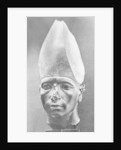 Amenemhat III (1854 BC-1808 BC), Ancient Egyptian Pharoah, c1820 BC by Anonymous