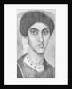 Portrait of a lady, Al-Fayyum, Egypt by Anonymous