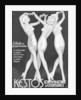 An advertisement for Kestos lingerie by Anonymous