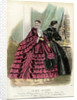 Parisian fashions of the 19th century by Anonymous