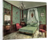 A bedroom from the reign of Louis XV Room, Hotel des Saints Pères, Paris by Anonymous