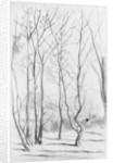 The Dam Wood by James Abbott McNeill Whistler