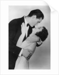 Janet Gaynor (1906-1984) and Charles Farrell (1901-1990), American actors by Anonymous