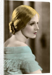 Ann Harding (1901-1981), American actress by Anonymous