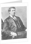 Judge Isaac C Parker, the 'Hanging Judge', c1870s-1880s by Anonymous
