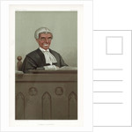 A Lawyer on the Bench by Spy