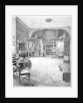 The studio of Sir Frederic Leighton by Anonymous