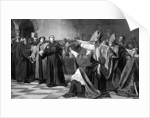 Luther at the Diet of Worms by Anonymous