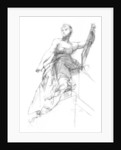 Decorative study for 'The Apotheosis of the Law' by Anonymous