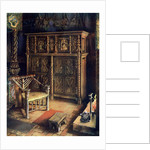 The 'King's Room' Oxburgh Hall, Norfolk by Edwin Foley