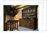Oak Welsh dresser by Edwin Foley