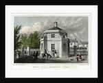West Gate, Regent's Park, London by W Wallis