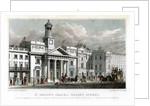 St Philip's Chapel, Regent Street, Westminster, London by J Tingle