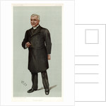 'Chester Square', Canon Fleming, British clergyman by Spy