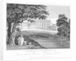 'Buckingham House, St James Park', London by JC Varrall