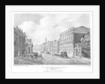 View in Parliament Street, Westminster, London by R Roffe