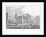 St Paul's Church, Covent Garden, Westminster, London by Lewis Allen