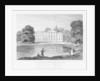 Kensington Palace, London by I Varrall