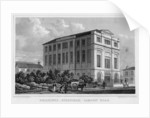 Buildings, Highfield, Camden Road, London by A McClatchie