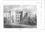 The Speaker's House, Westminster, London by William Radclyffe