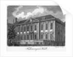 Fishmongers' Hall, City of London by Sands