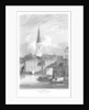 St Bride's Church, London by Matthews