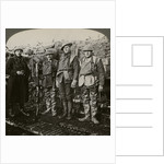 Lewis machine gunners, Hollebeke, Belgium, World War I by Realistic Travels Publishers