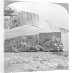 American Falls, Niagara Falls, in winter, New York, USA by Realistic Travels Publishers