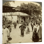 Street scene, Canton, China by Underwood & Underwood