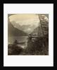 Mount Victoria, Rocky Mountains, Alberta, Canada by Underwood & Underwood