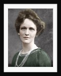 Lady Astor, American-born British politician by Anonymous