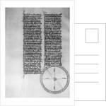 The first pivoted needle compass by Anonymous