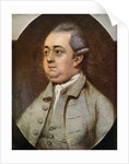 Edward Gibbon, British historian by Anonymous