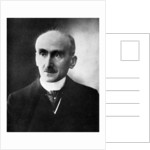 Vitalism: Henri Bergson, French philosopher by Anonymous