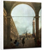 The Piazza, Venice by Anonymous