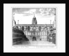 Prospect of Guildhall by Anonymous