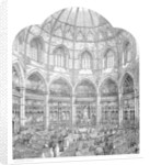 The new council chamber Guildhall, City of London by W Griggs