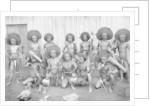 Natives of the Tanimbar Islands, Indonesia by AE Pratt