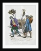 Broom seller and boilermaker by Anonymous