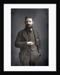 George Bernard Shaw, Irish dramatist, critic and Fabian by W&D Downey