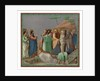 Scenes from the Life of Christ: Raising of Lazarus by Franz Kellerhoven