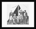 General McClellan's headquarters, Antietam, Maryland, American Civil War by Anonymous
