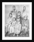 Soldiers' wives and children of the 44th Gurkhas by Bourne & Shepherd