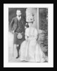 Prince and Princess of Wales by W&D Downey