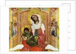 'Madonna of Kladsko', detail by Master of the Vyssi Brod Altar