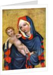 Madonna of Zlata Koruna by Anonymous
