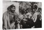 A sheikh enjoying the famous Arab coffee by A Kerim