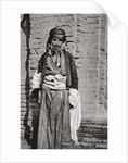 A Kurdish tribesman from southern Kurdistan, Iraq by A Kerim