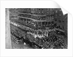 Funeral procession of King Edward VII, Windsor, Berkshire by Anonymous
