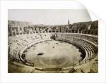 Roman amphitheatre, Nimes, France by Anonymous